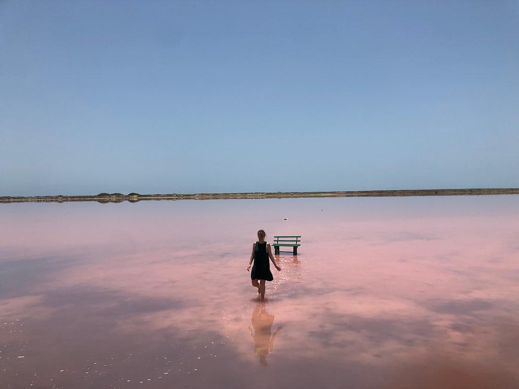 mar rosado de colombia